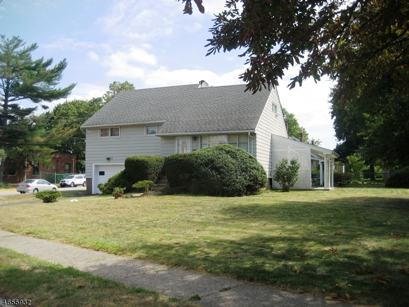 Single Family Home for Sale at 1215 Broad Street Bloomfield, New Jersey 07003 United States