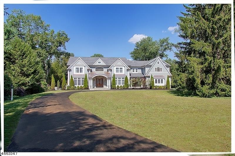 Частный односемейный дом для того Продажа на 3 Pond Hill Drive Boonton, 07005 Соединенные Штаты