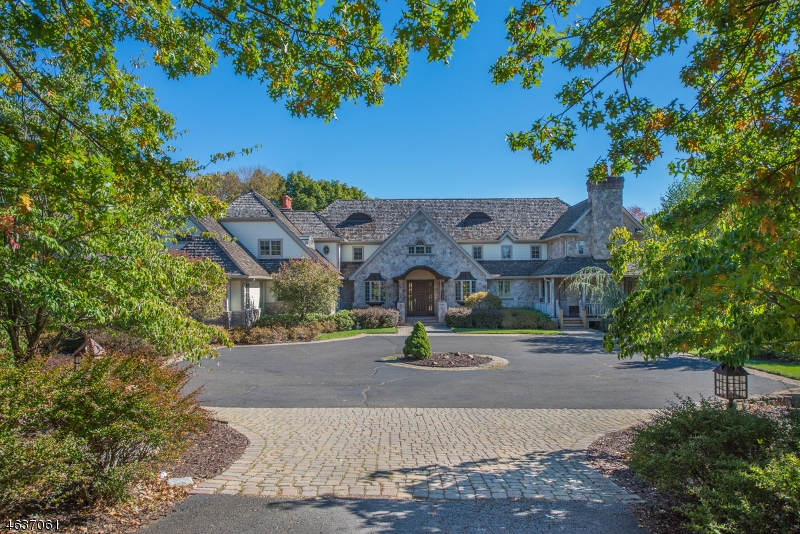 Частный односемейный дом для того Аренда на 14 Springcroft Road Far Hills, 07931 Соединенные Штаты
