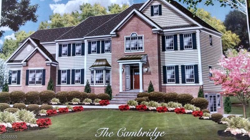 独户住宅 为 销售 在 10 North Xing 布里奇沃特, 08807 美国