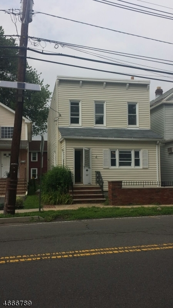 Частный односемейный дом для того Аренда на 243 Conant Street Hillside, Нью-Джерси 07205 Соединенные Штаты