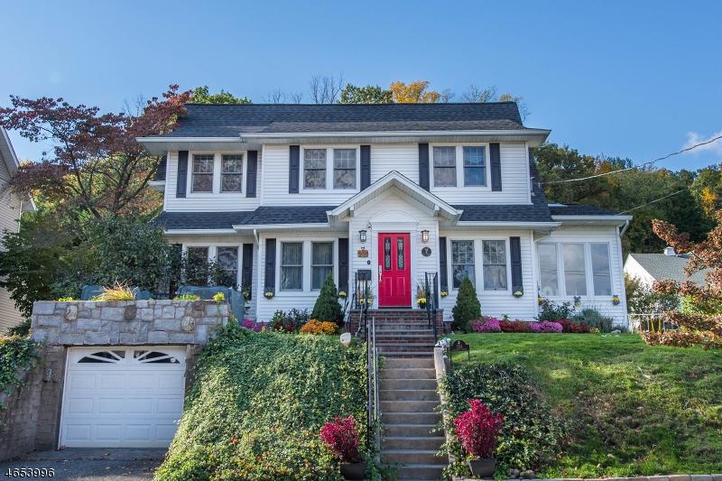 独户住宅 为 销售 在 128 Pasadena Place 霍桑, 07506 美国