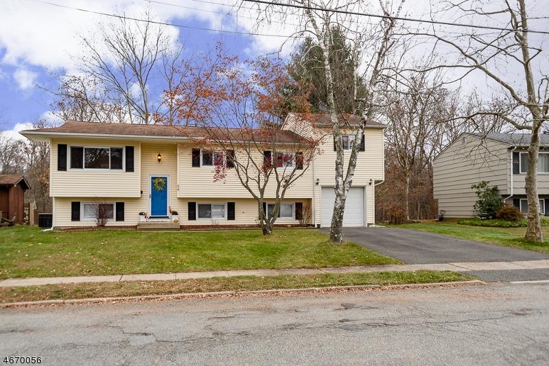 Частный односемейный дом для того Продажа на 64 Saint Marys Drive Succasunna, 07876 Соединенные Штаты