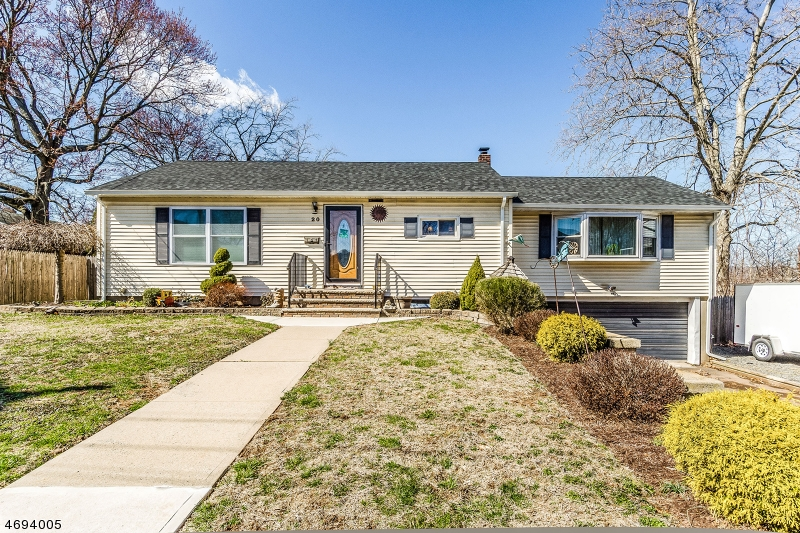 Single Family Home for Sale at 20 Equator Avenue South Bound Brook, New Jersey 08880 United States