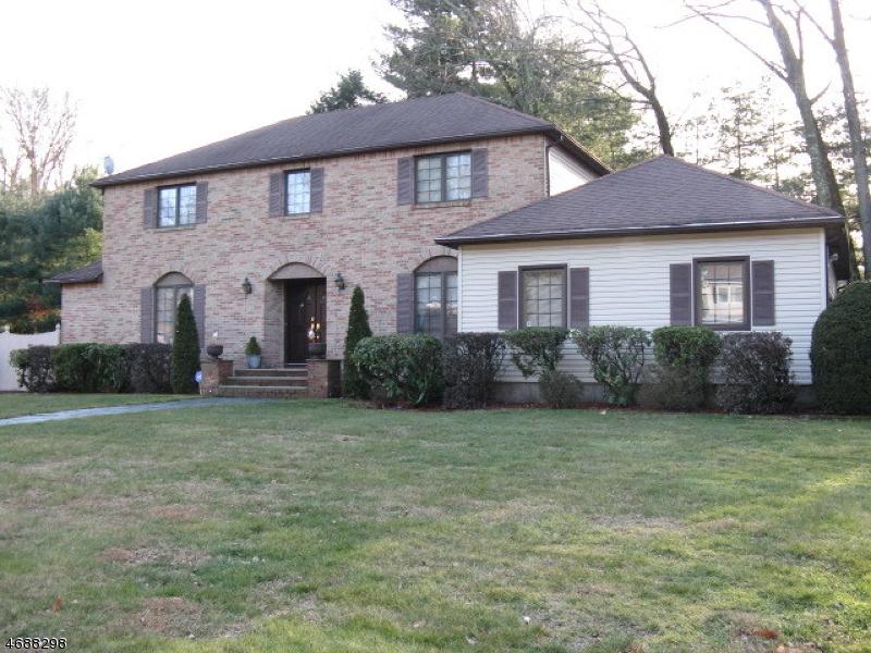 Частный односемейный дом для того Продажа на 3 Carl G Whritenour Road Butler, 07405 Соединенные Штаты