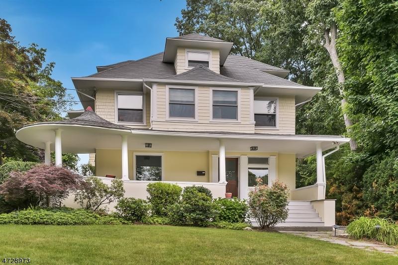 Casa Unifamiliar por un Alquiler en 538 Park Street Montclair, Nueva Jersey 07043 Estados Unidos
