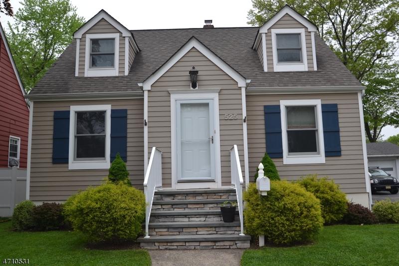 واحد منزل الأسرة للـ Sale في 525 Hayward Street Bound Brook, New Jersey 08805 United States