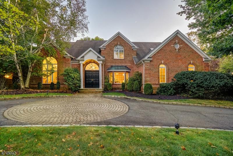 Частный односемейный дом для того Продажа на 4 Hadrian Drive Livingston, Нью-Джерси 07039 Соединенные Штаты