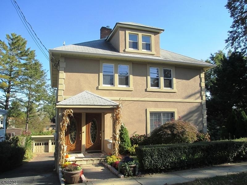 Частный односемейный дом для того Аренда на 319 Church Street Boonton, Нью-Джерси 07005 Соединенные Штаты