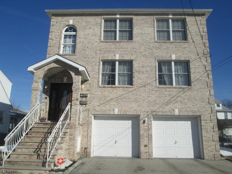 Частный односемейный дом для того Аренда на 410 Brook Street Linden, Нью-Джерси 07036 Соединенные Штаты