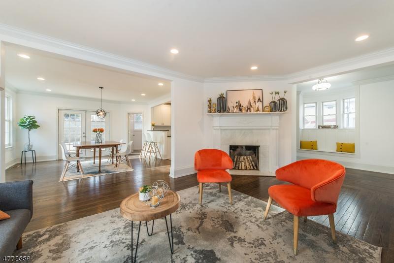 独户住宅 为 销售 在 62 Willard Avenue 布鲁姆菲尔德, 新泽西州 07003 美国
