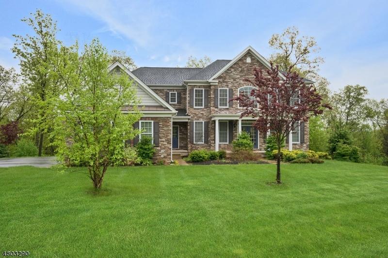 단독 가정 주택 용 매매 에 11 Sovereign Drive Mount Olive, 뉴저지 07836 미국