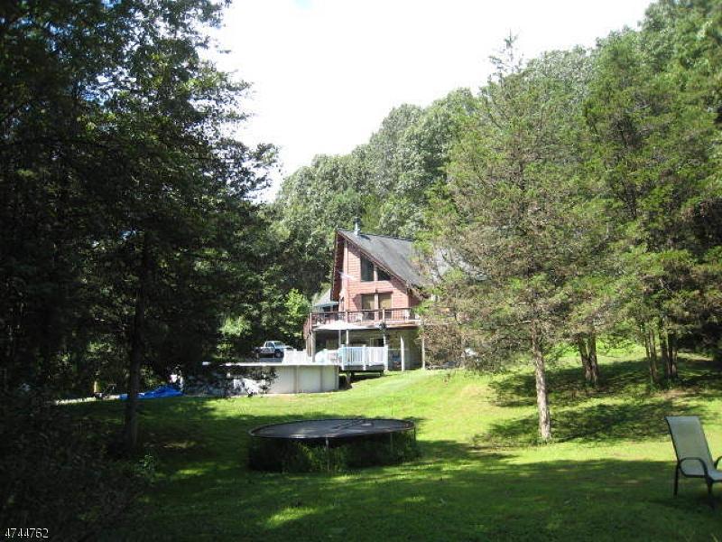 Enfamiljshus för Försäljning vid 40 Paulinskill Road Hardwick, New Jersey 07825 Usa
