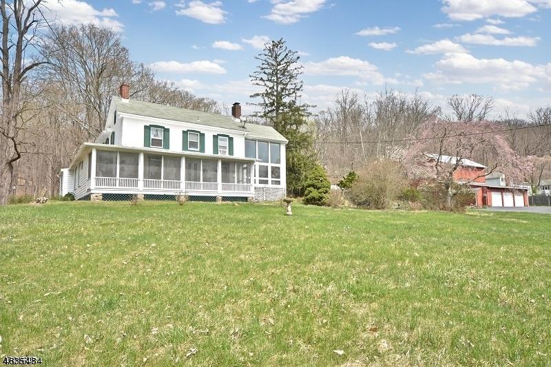 Casa Unifamiliar por un Venta en 2268 DANIEL BRAY HWY Kingwood, Nueva Jersey 08559 Estados Unidos