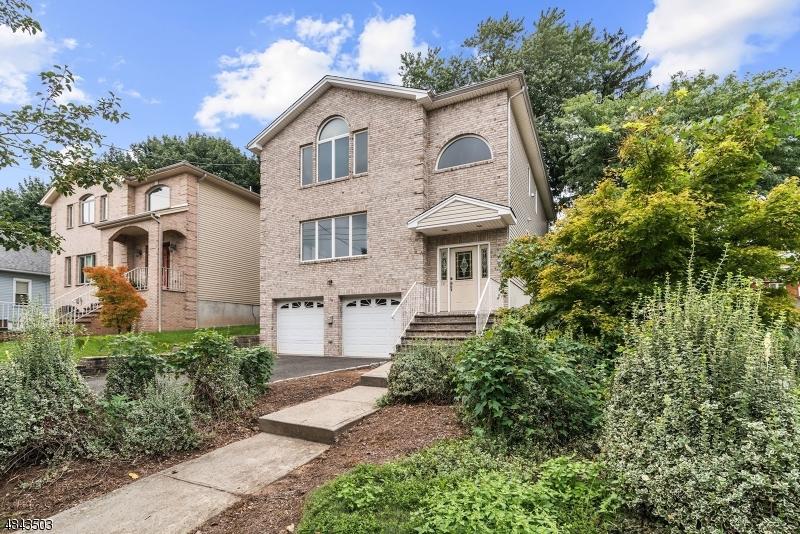 Частный односемейный дом для того Продажа на 594 ANDERSON Avenue Wood Ridge, Нью-Джерси 07075 Соединенные Штаты