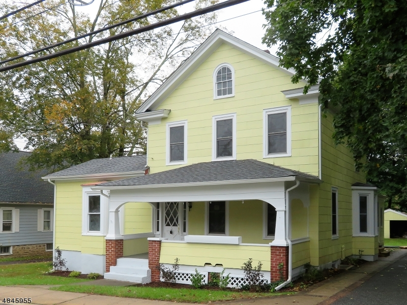 Single Family Home for Sale at 57 WASHINGTON AVE 57 WASHINGTON AVE Oxford, New Jersey 07863 United States