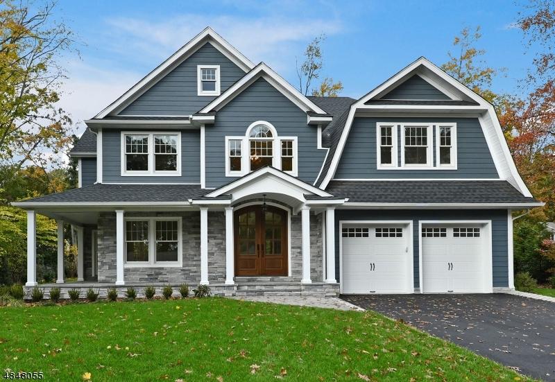 Частный односемейный дом для того Продажа на 335 SUNSET BLVD Wyckoff, Нью-Джерси 07481 Соединенные Штаты