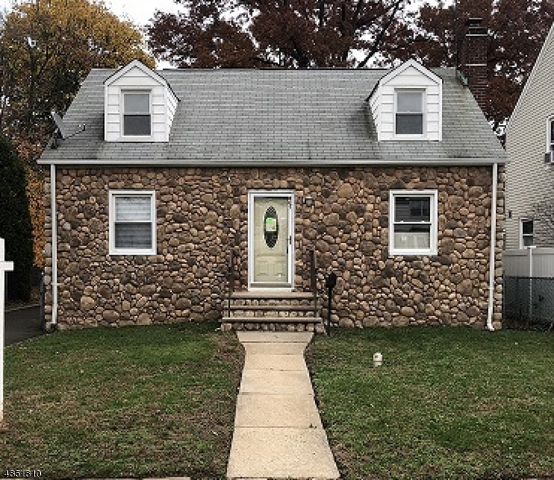 Single Family Home for Sale at 807 BISHOP Street Union, New Jersey 07083 United States