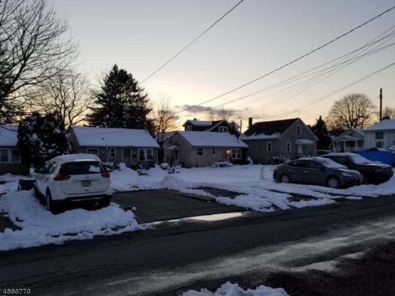 Flerfamiljshus för Försäljning vid 6 NEW Street Washington, New Jersey 07882 Förenta staterna