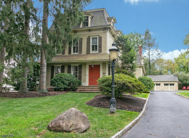 Property للـ Sale في Westfield, New Jersey 07090 United States
