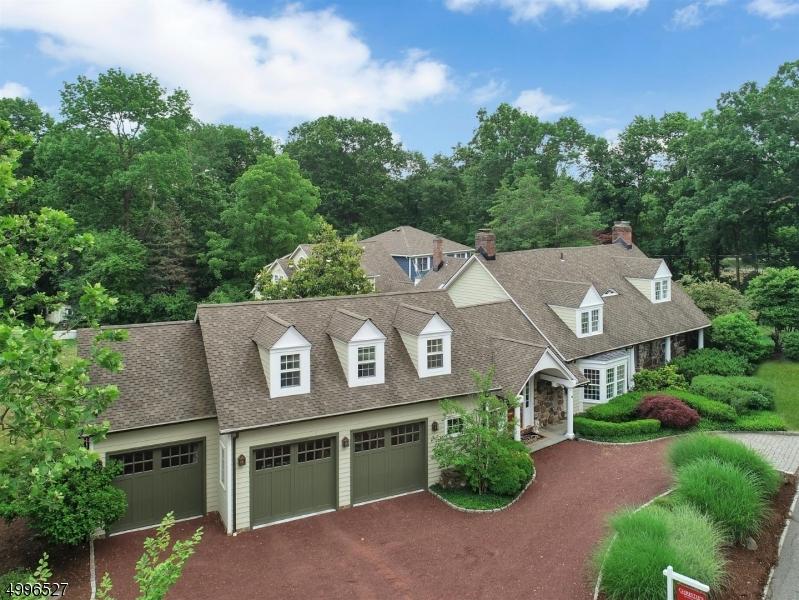 Single Family Homes için Satış at Florham Park, New Jersey 07932 Amerika Birleşik Devletleri