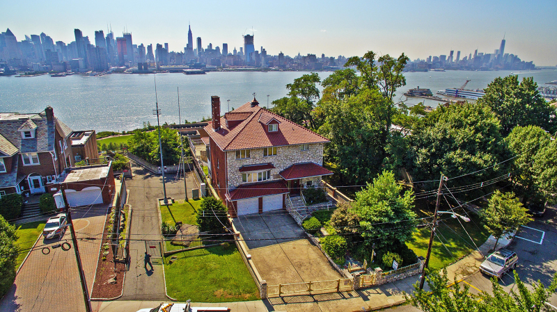 Single Family Home for Sale at 53-55 KINGSWOOD Road Weehawken, New Jersey 07086 United States