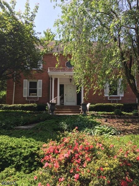 Частный односемейный дом для того Продажа на 77-81 RIDGE Avenue Passaic, 07055 Соединенные Штаты