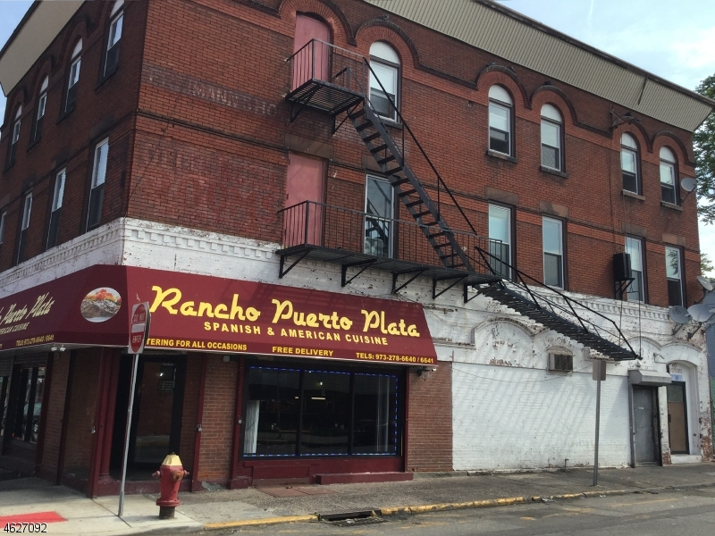 Commercial for Sale at 215-217 StreetRAIGHT Street Paterson, 07501 United States