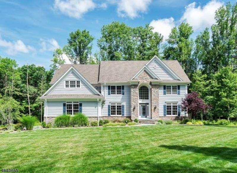 Частный односемейный дом для того Продажа на 288 Emmans Road Flanders, 07836 Соединенные Штаты
