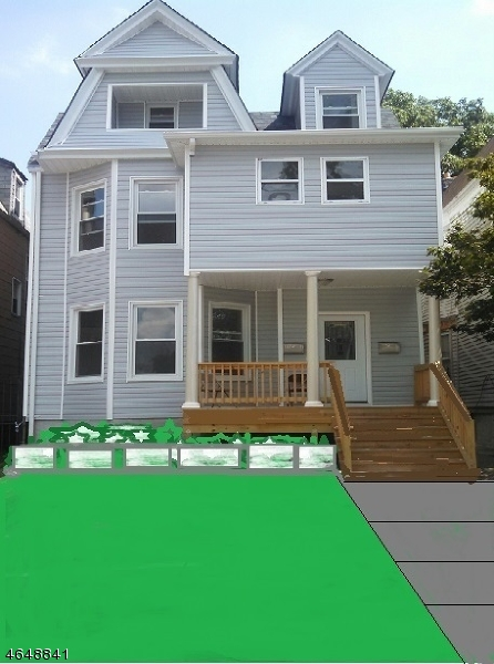 Casa Multifamiliar por un Venta en 196 N 17th Street East Orange, Nueva Jersey 07017 Estados Unidos