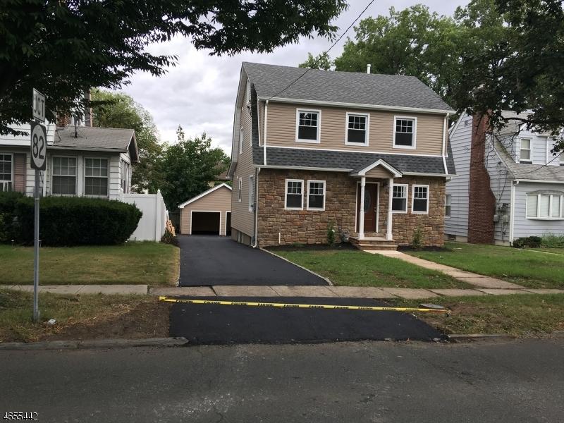 Maison unifamiliale pour l Vente à 961 Salem Road Union, New Jersey 07083 États-Unis