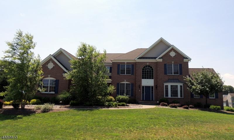 Частный односемейный дом для того Продажа на 5 Marcin Way Flanders, 07836 Соединенные Штаты