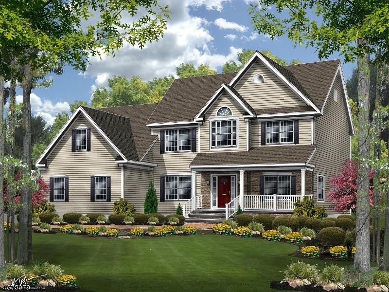 Частный односемейный дом для того Продажа на 16 Boehm Drive Clinton, 08833 Соединенные Штаты
