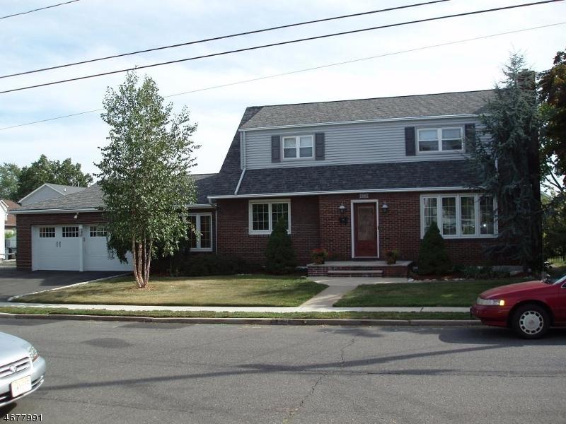 Частный односемейный дом для того Аренда на 8-10 FERN ST 2X Fair Lawn, 07410 Соединенные Штаты