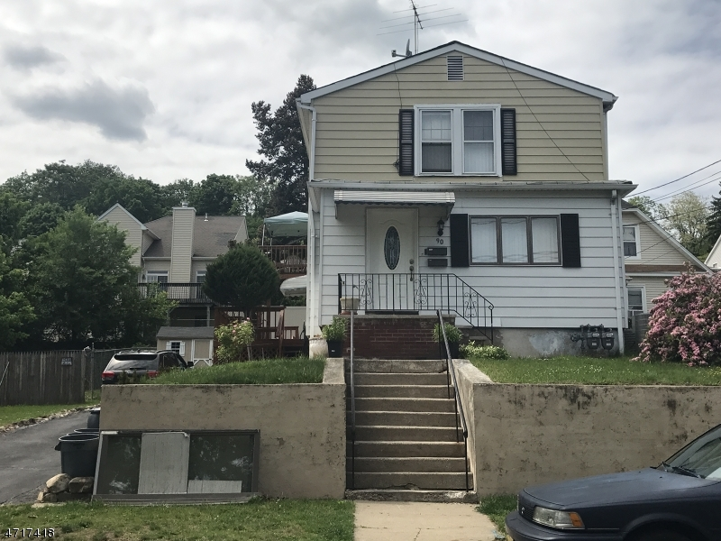 Multi-Family Home for Sale at 90 Avenue B Haledon, New Jersey 07508 United States