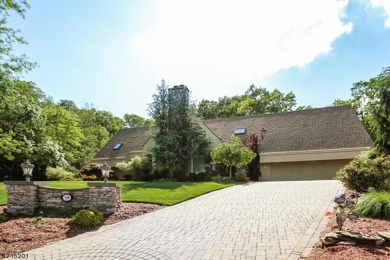 独户住宅 为 销售 在 59 Dorothy Drive North Haledon, 07508 美国
