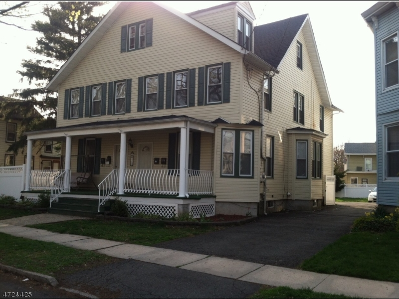 Multi-Family Home for Sale at 968 Jaques Avenue Rahway, New Jersey 07065 United States