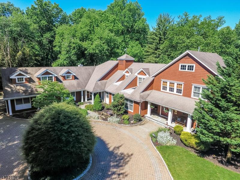 Частный односемейный дом для того Продажа на 1450 Rahway Road Scotch Plains, 07076 Соединенные Штаты
