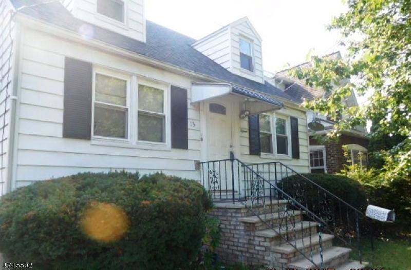 独户住宅 为 销售 在 15 Edward Ter Union, 新泽西州 07083 美国