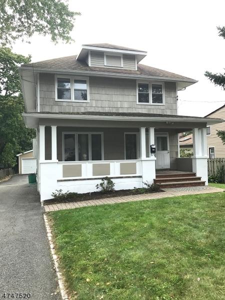 Частный односемейный дом для того Аренда на 12 Harding Place Livingston, Нью-Джерси 07039 Соединенные Штаты