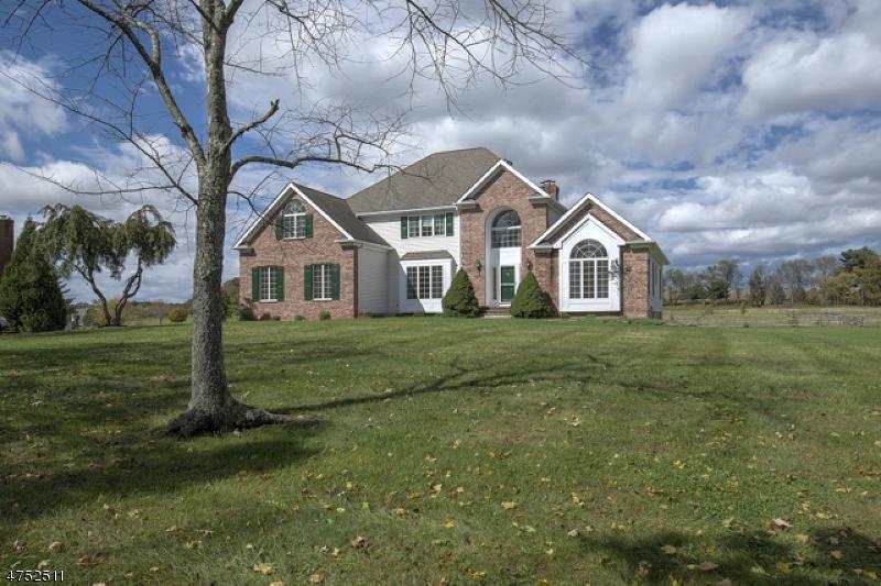 Casa Unifamiliar por un Venta en 115 Back Brook Road East Amwell, Nueva Jersey 08551 Estados Unidos