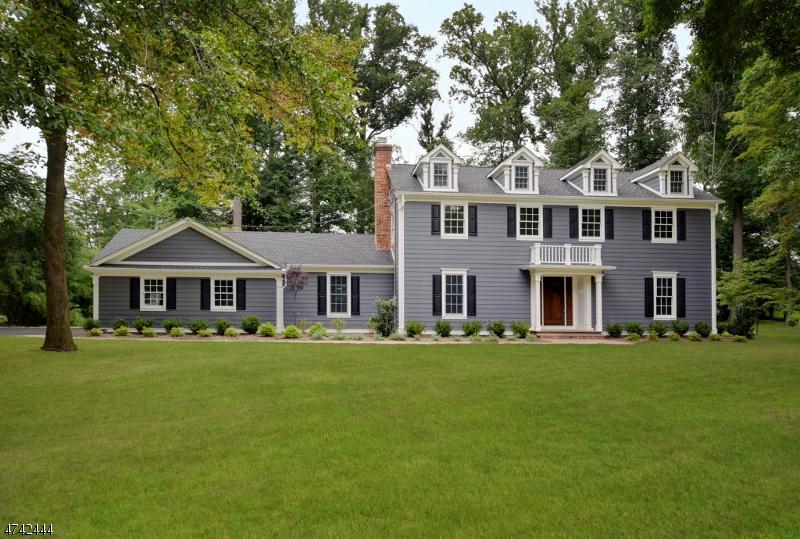Maison unifamiliale pour l à louer à 24 Blackbirch Road Scotch Plains, New Jersey 07076 États-Unis