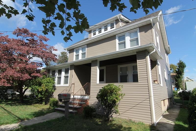 Частный односемейный дом для того Аренда на 56 Division Avenue Belleville, Нью-Джерси 07109 Соединенные Штаты