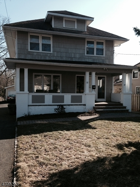 Single Family Home for Rent at 12 Harding Place Livingston, New Jersey 07039 United States