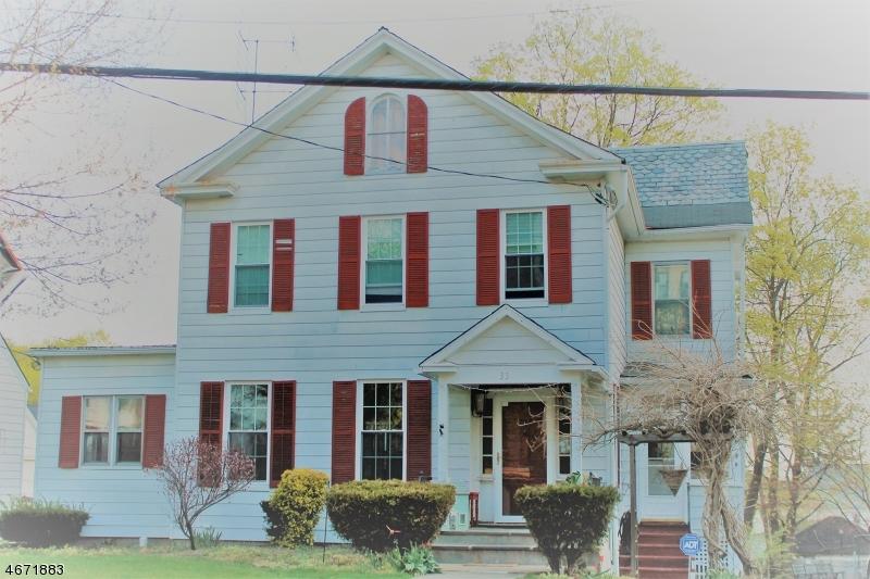 Einfamilienhaus für Verkauf beim 33 Liberty Street 33 Liberty Street Newton, New Jersey 07860 Vereinigte Staaten