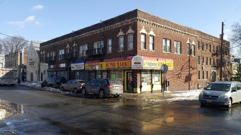 商用 為 出售 在 378-384 CLINTON Place Newark, 新澤西州 07112 美國