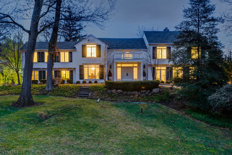 Single Family Home for Sale at 75 Minnisink Road Millburn, New Jersey 07078 United States