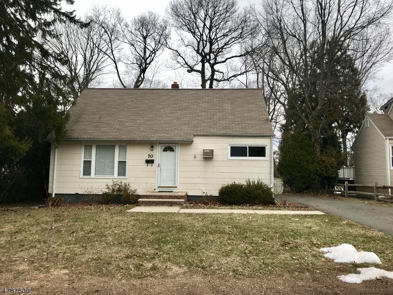 Single Family Home for Rent at 70 Spruce Street Midland Park, New Jersey 07432 United States