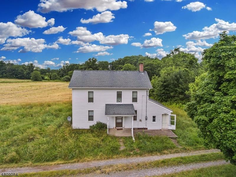 Частный односемейный дом для того Продажа на 235 OAK SUMMIT Road Kingwood, Нью-Джерси 08825 Соединенные Штаты