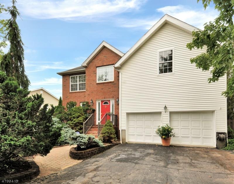 Частный односемейный дом для того Продажа на 9 Campbell Road Hillsborough, Нью-Джерси 08844 Соединенные Штаты